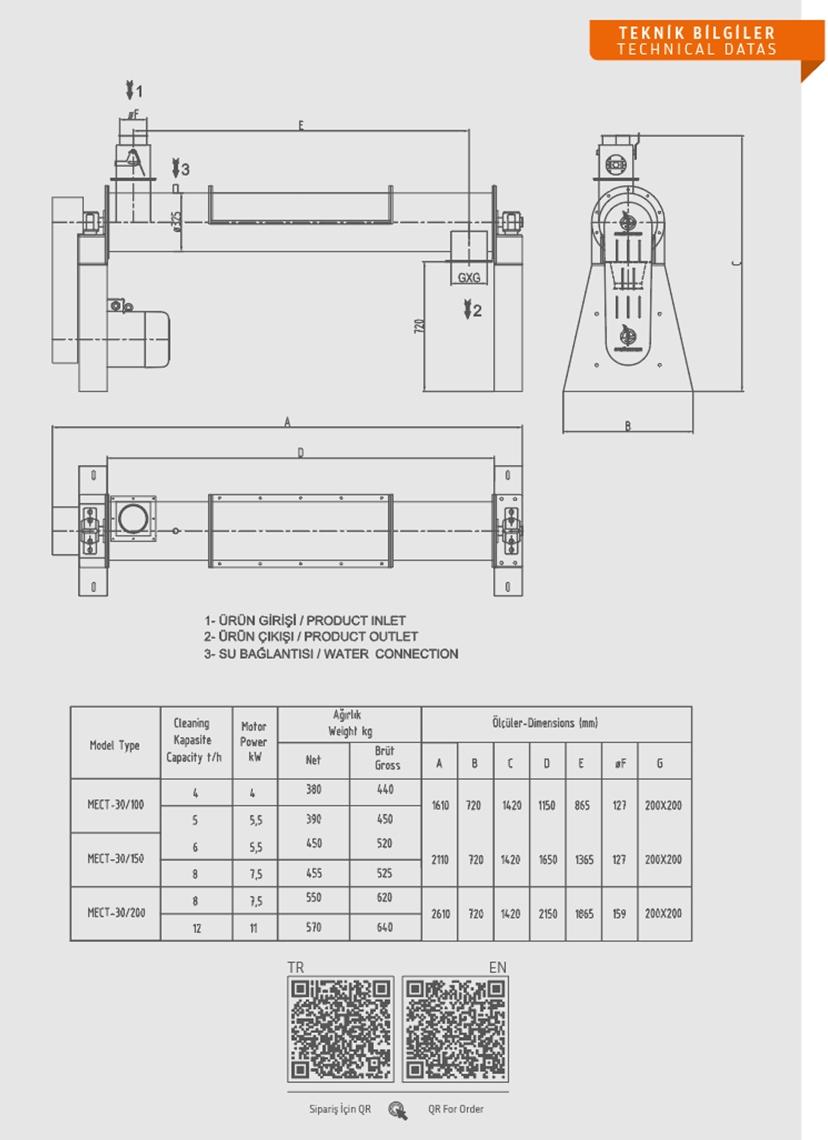 Cebri Tav Makinası / MECT